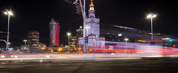 Wakacje w Warszawie